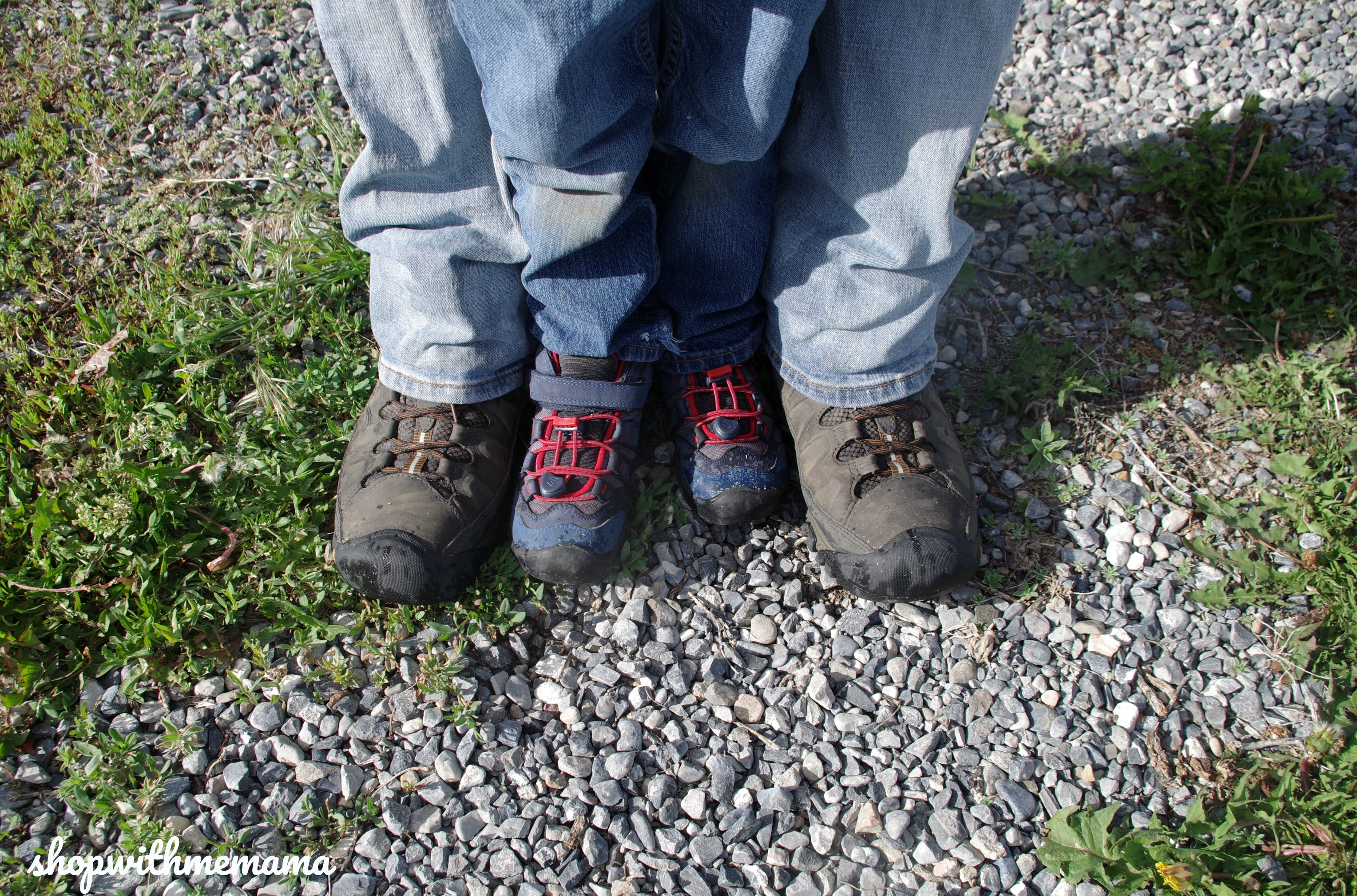 Take An Adventure With Dad In KEEN Footwear