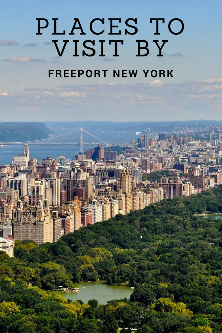 Places To Visit By Freeport New York