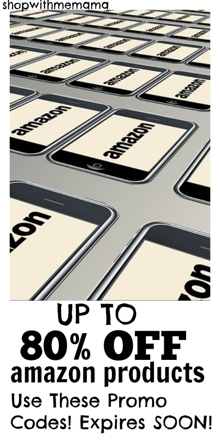 Up To 80% Off Coupon Codes For Amazon