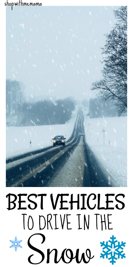 Best Vehicles For Snow