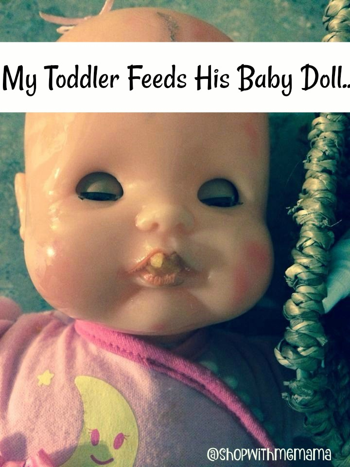 Funny & Messy Things Toddlers Do...