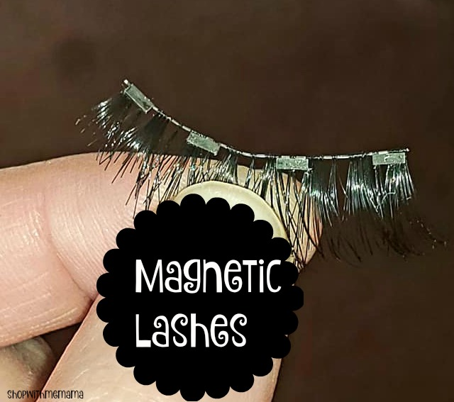 How do Magnetic eyelashes work?