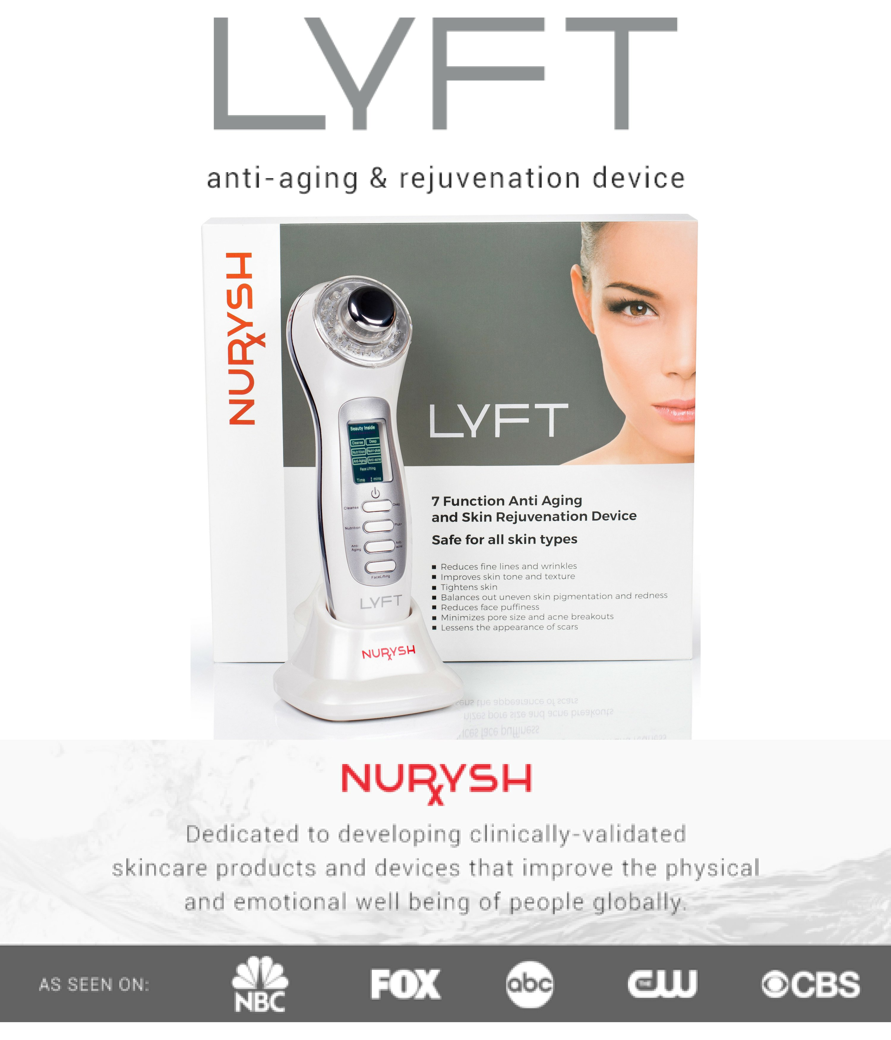 Anti Aging Device