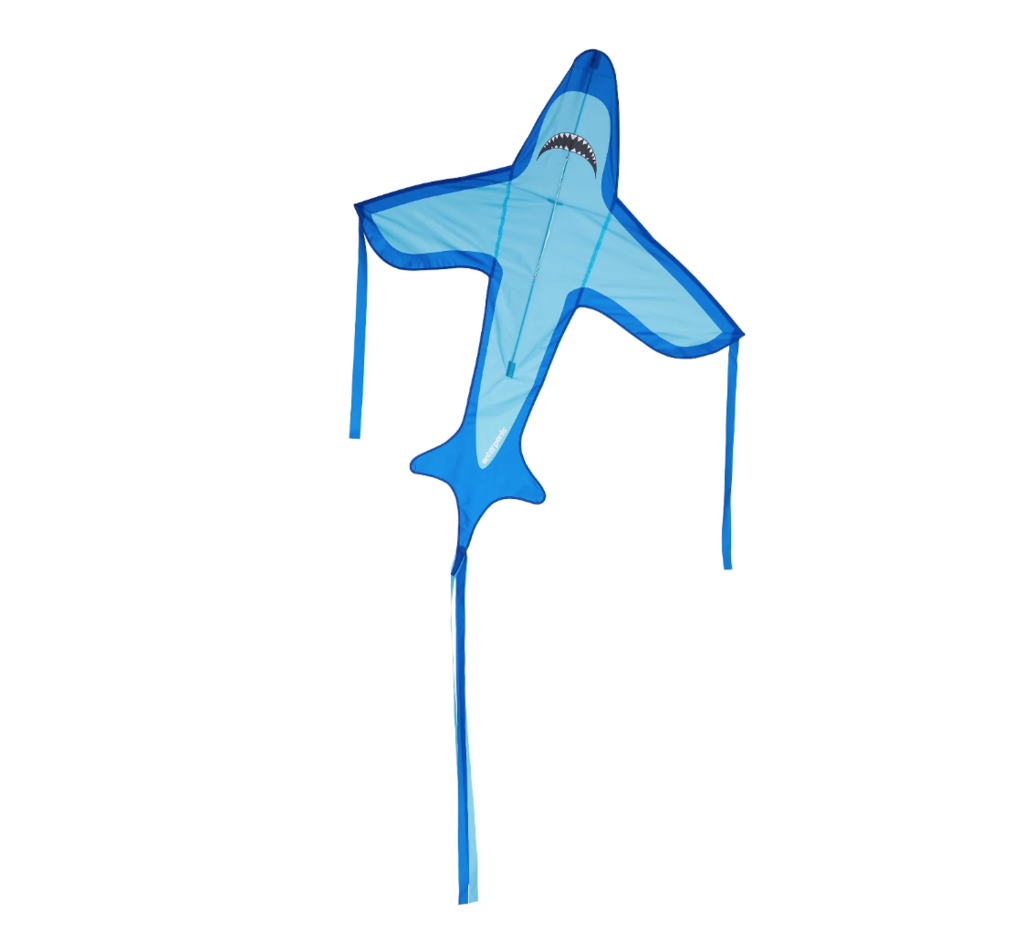 shark kite for kids