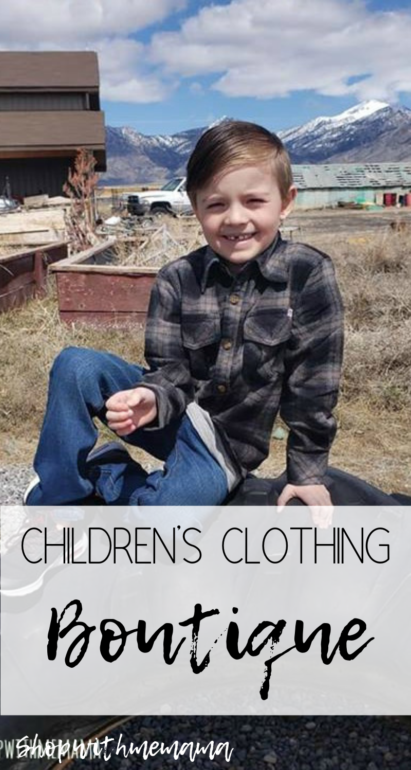 Childrens Clothing Boutique