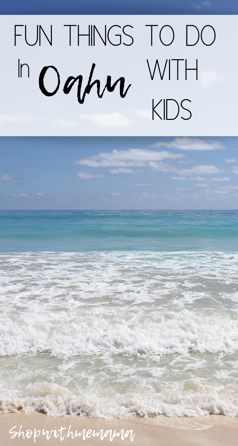 Fun Things To Do In Oahu With Kids
