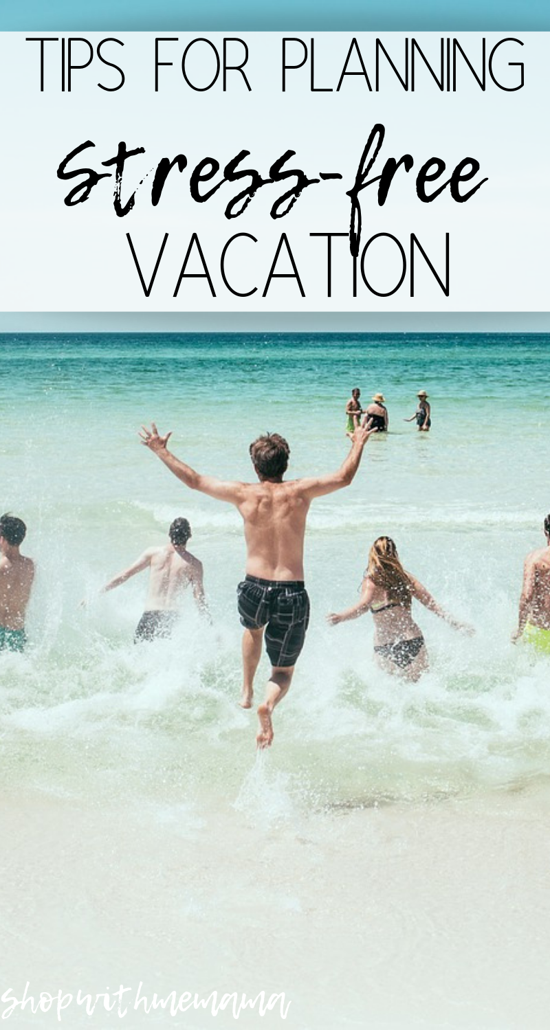 Vacation Planner: 8 Tips for Planning Family Vacation