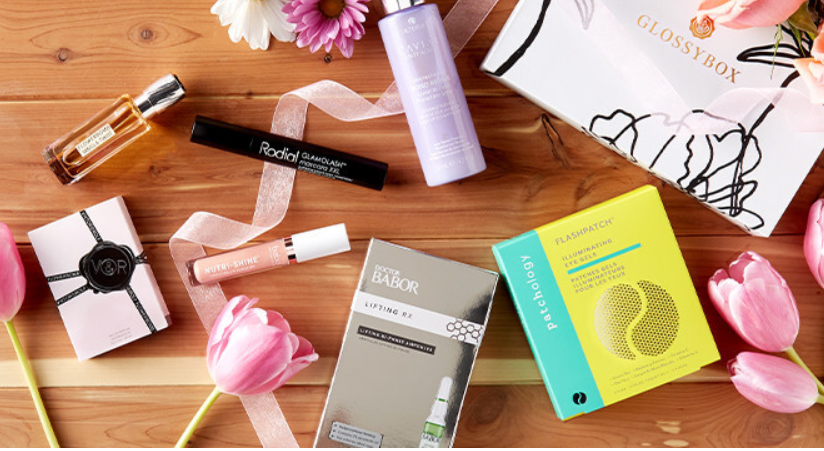 mothers day glossybox