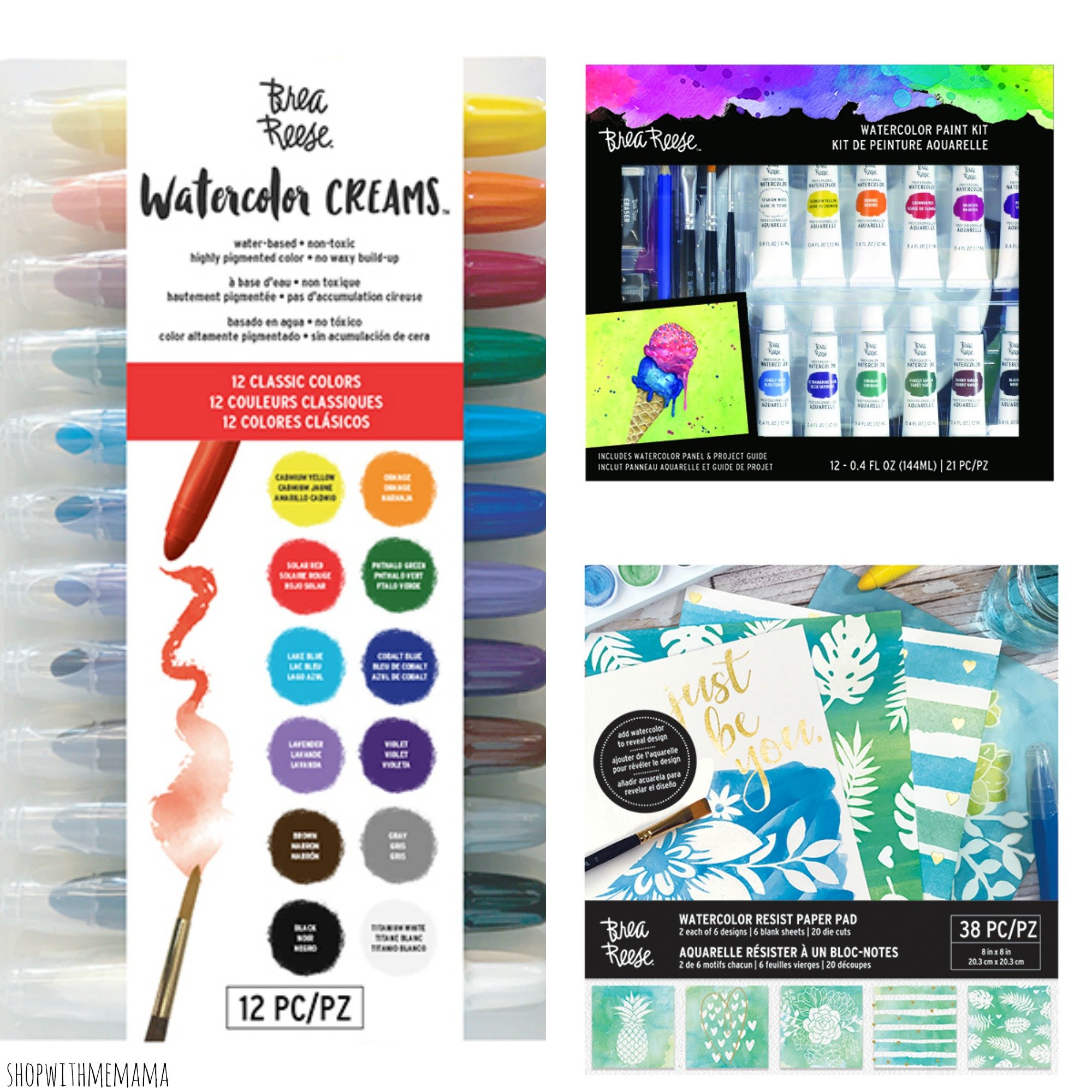 win brea reese art supplies