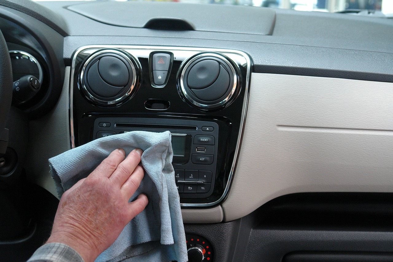 Clean Your Vehicle