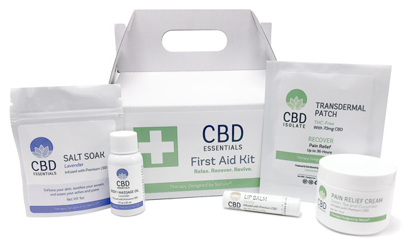 CBD College First Aid Kit