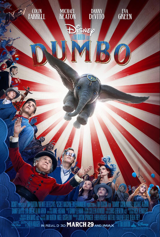 Dumbo Baby Elephant