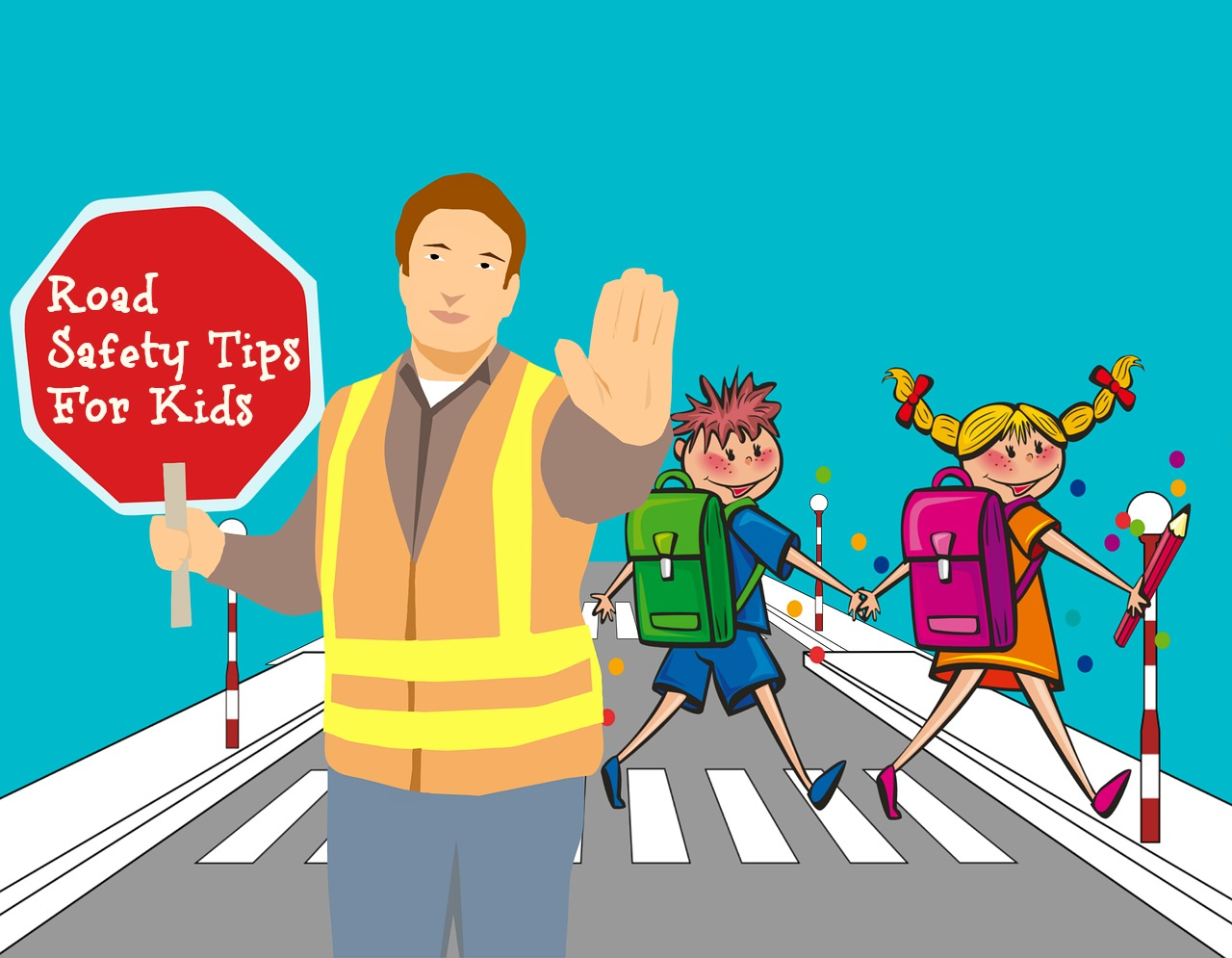Road Safety Tips For Kids