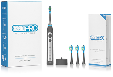 CariPRO Toothbrush Review
