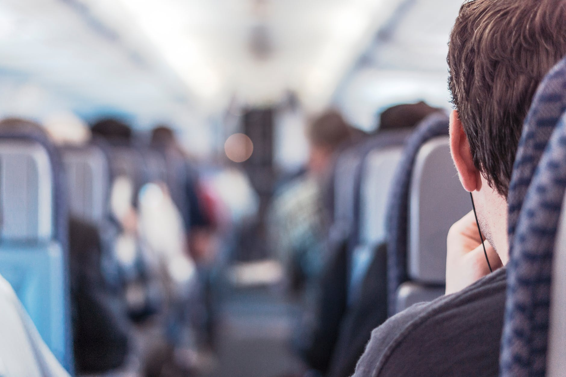Common Air Travel Myths