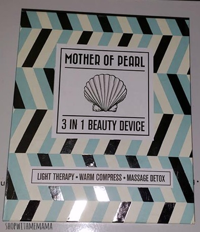 mother of pearl beauty device