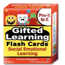 social emotional learning flash cards