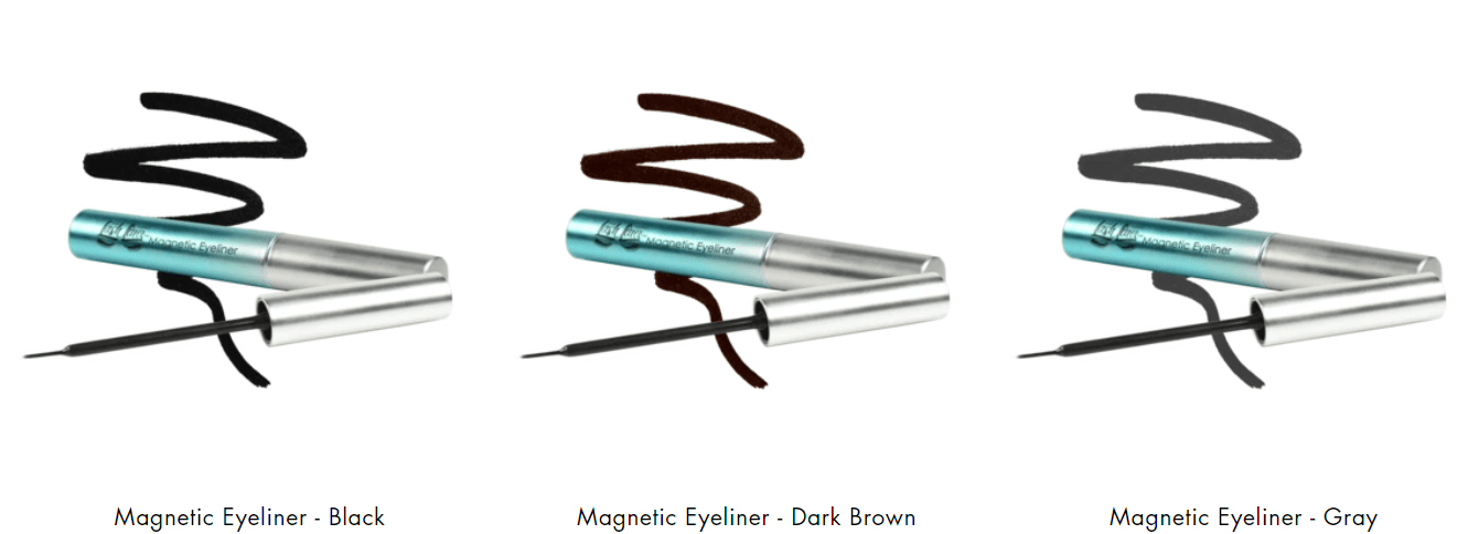 Is magnetic eyeliner safe