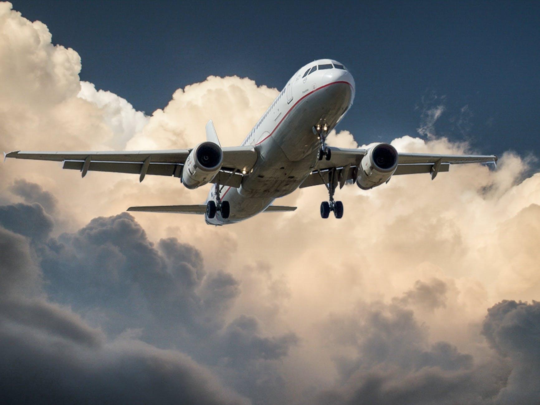 Air Plane Flying