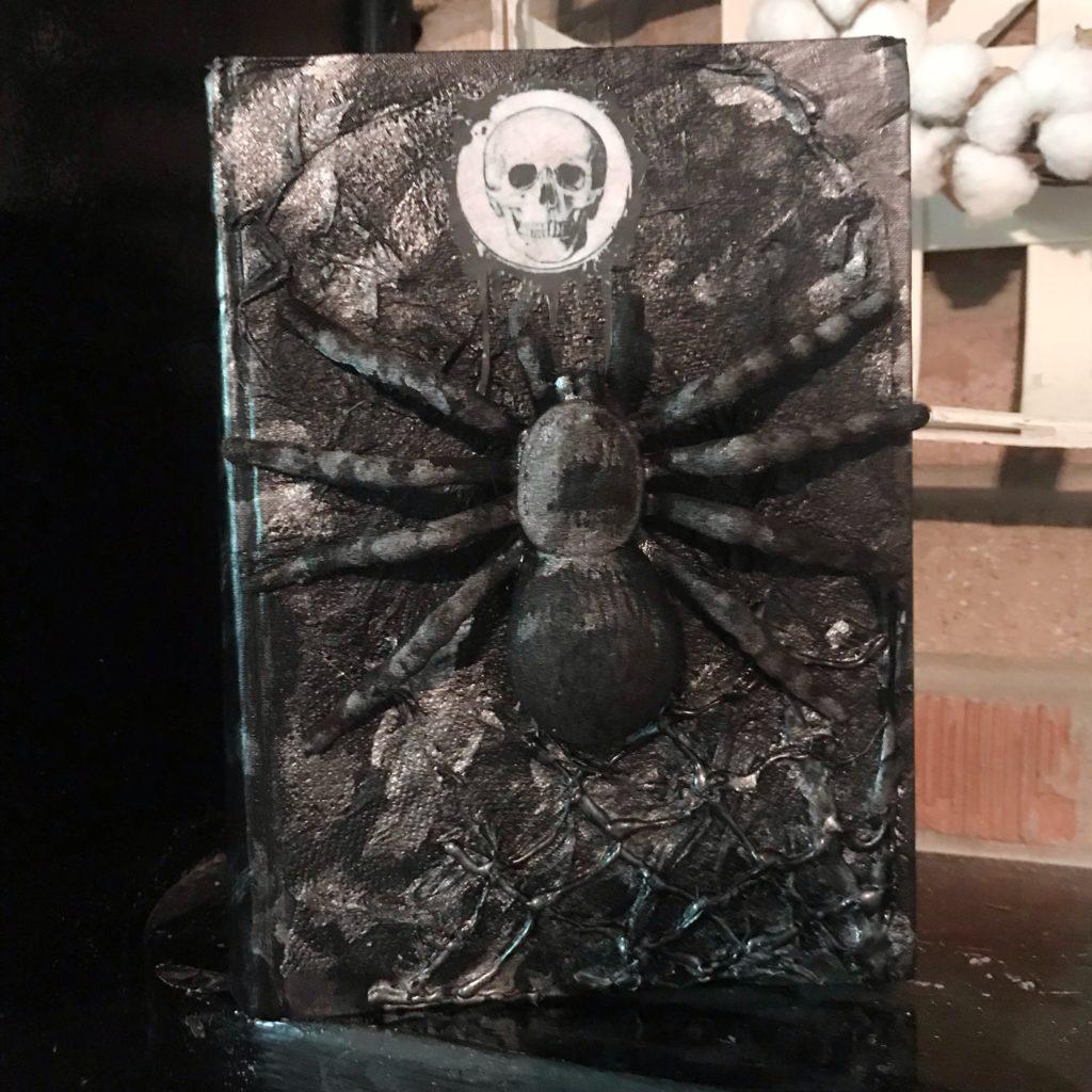 diy spell book