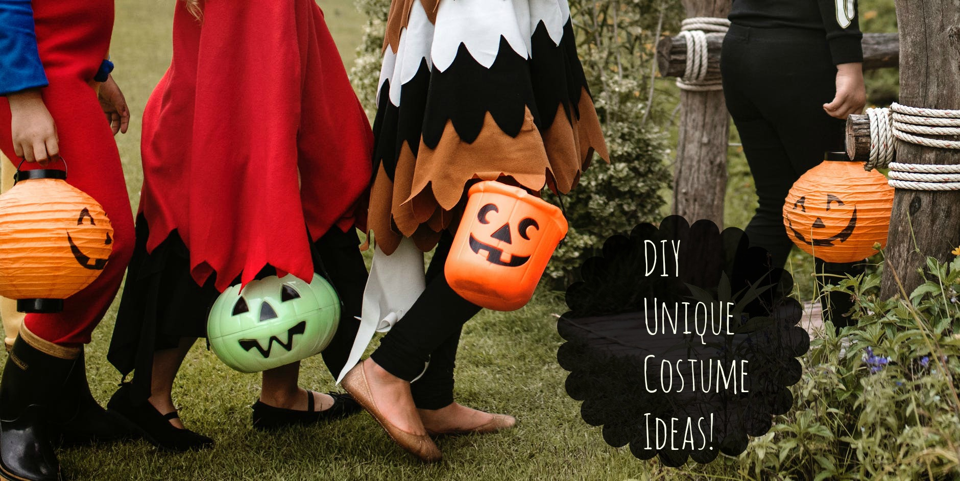 DIY Unique Costume Ideas