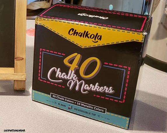 Chalk Paint Markers