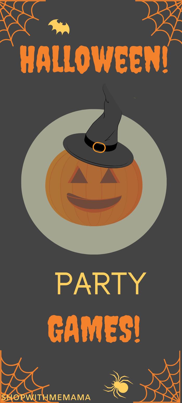 Top 5 Halloween Party Games for Tweens