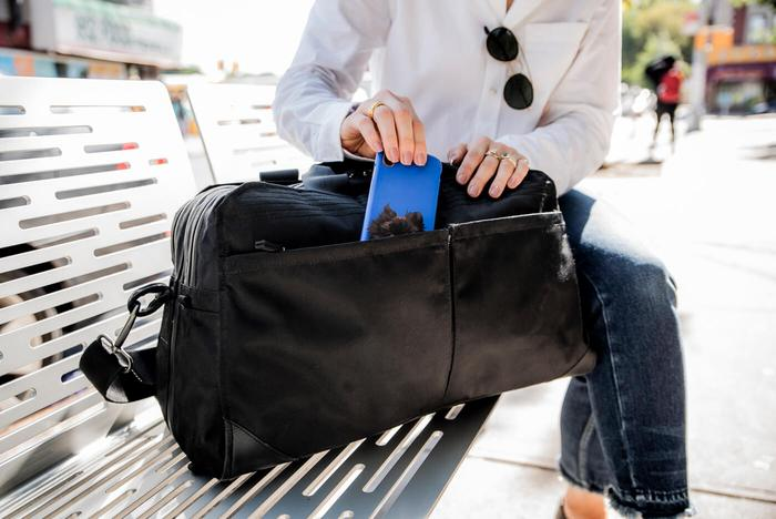 The Pakt One Carry-On Travel Bag