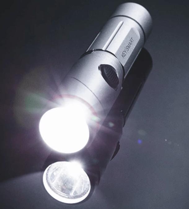 keysmart flashlight