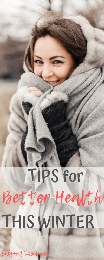 tips for better health this winter