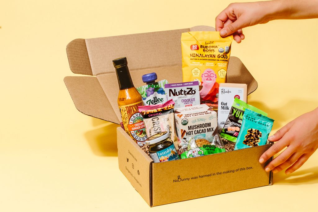 Vegancuta: Vegan subscription box is known for making a vegan lifestyle more convenient and affordable to everyone. With the hustle and bustle of the holidays, Vegancuts is a self-care essential when it comes to your health, beauty, and wellness. For as low as $22.95/month, each box is curated by experts who've searched every corner of the cruelty-free world to uncover conscious and good-hearted brands, making it the perfect gift for coworkers, significant others, BFFs, health enthusiasts, beauty lovers, and more.