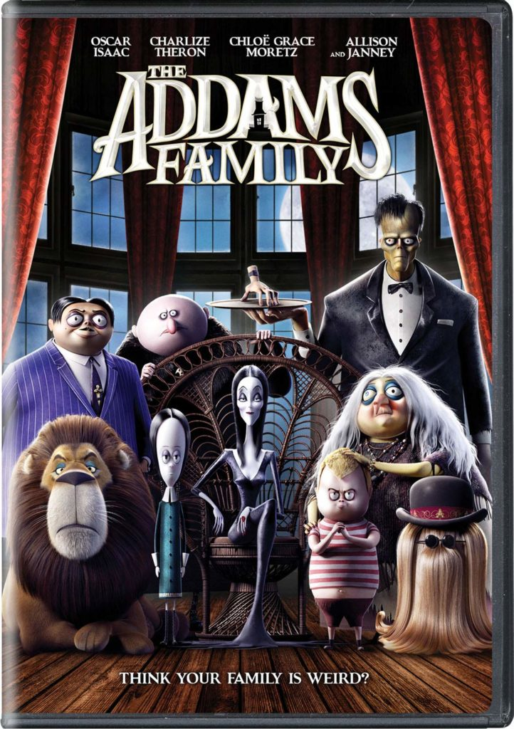 The New Addams Family Movie