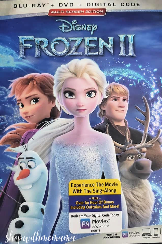 Disney Frozen 2 Activities For Kids