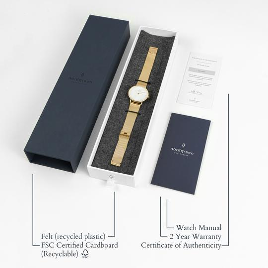 Scandinavian Watches