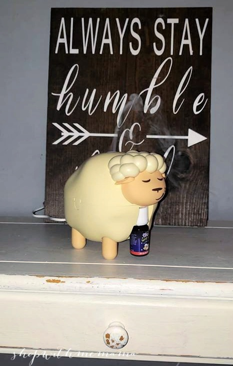 Goodnight Little Lamb diffuser