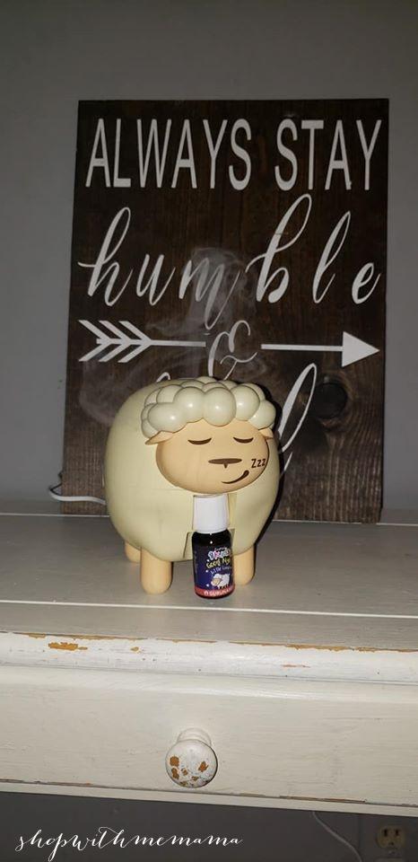 Gurunanda Diffuser Goodnight Little Lamb
