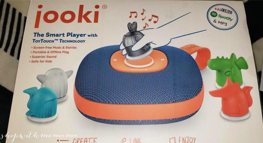 Jooki in the box