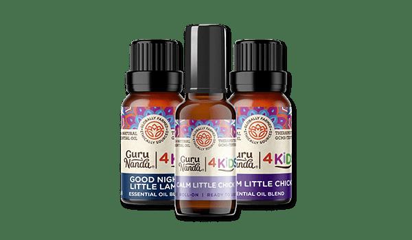 Just 4 Kids essential oils