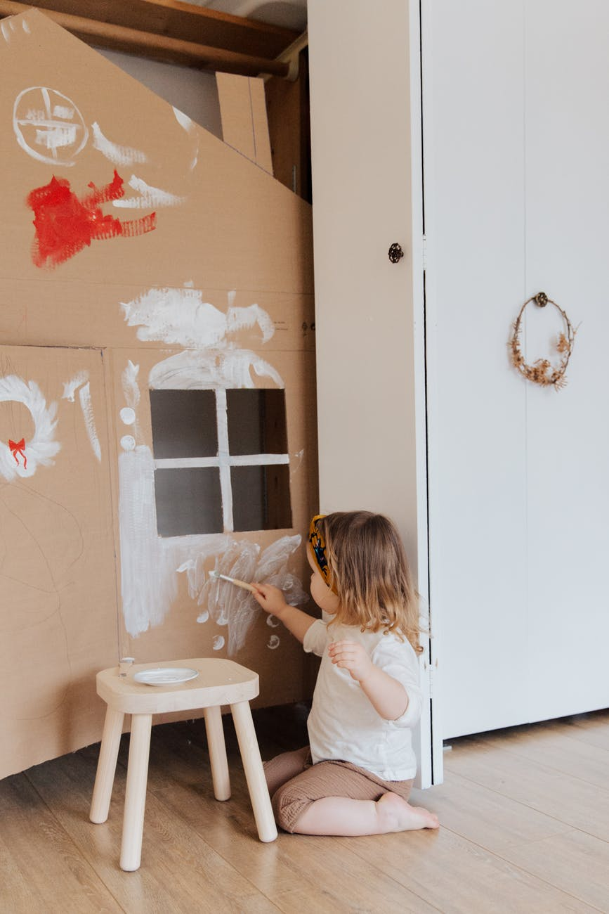 Easy Home Art Projects for Kids