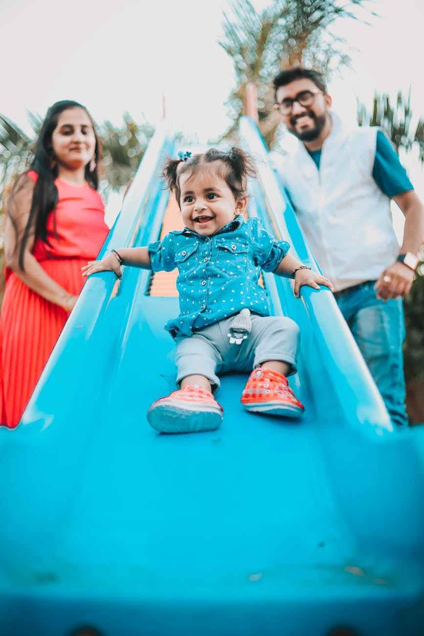 All About Kids Slides!