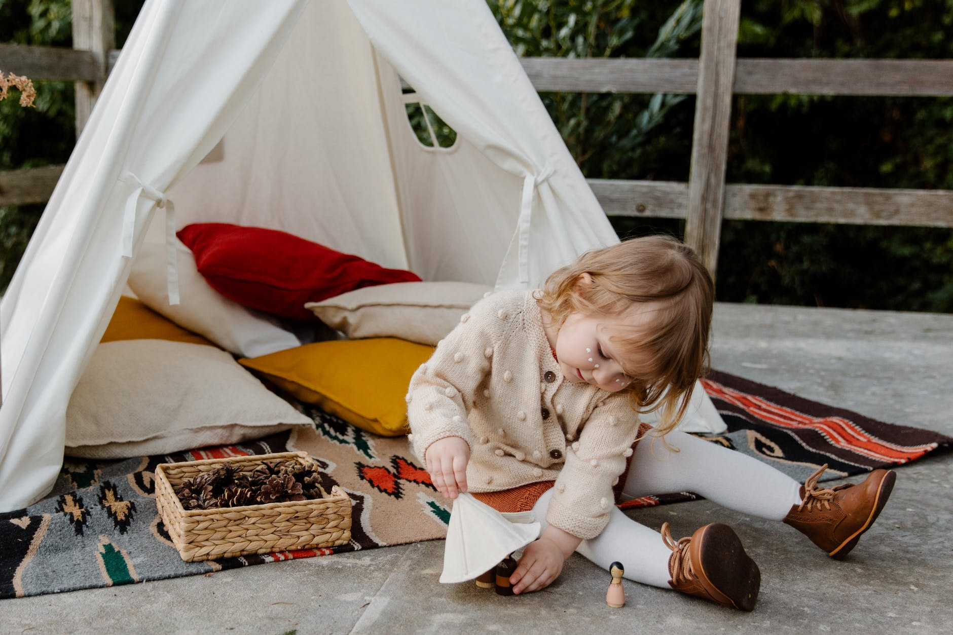 Keep Your Child Entertained at Home