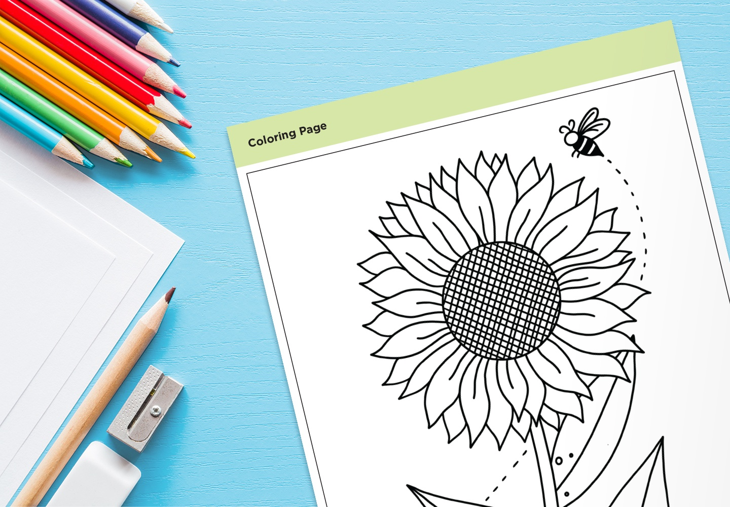 Fun Flower Crafts For Kids Of All Ages!