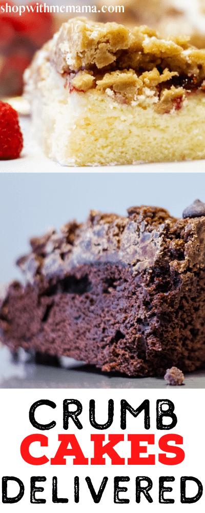 crumb cakes delivered to your door
