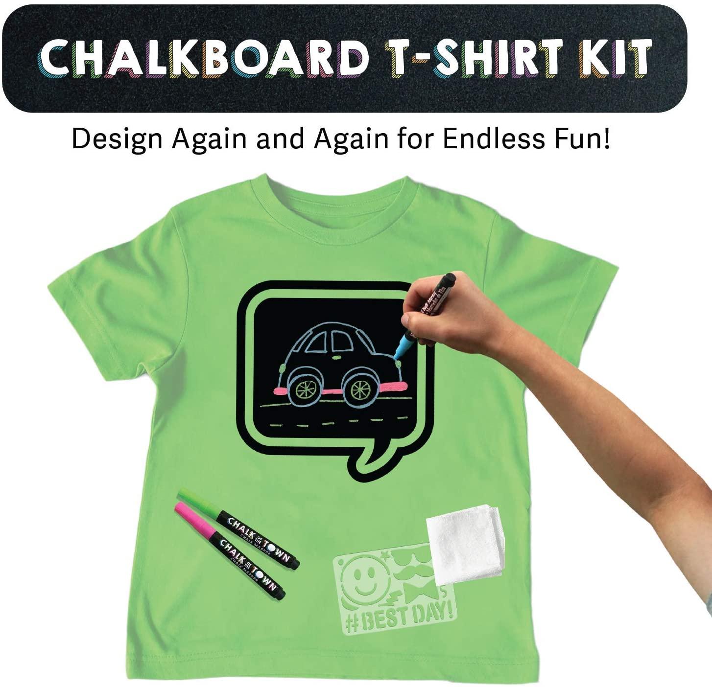 chalk tee shirts