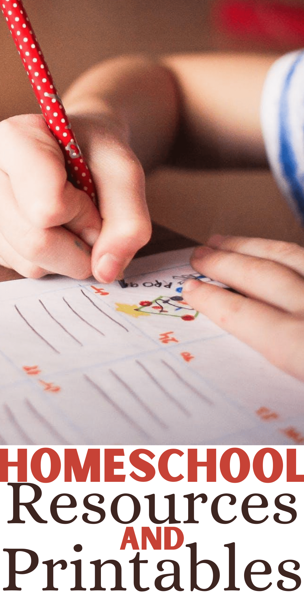 Resources And Printables For Homeschool Families