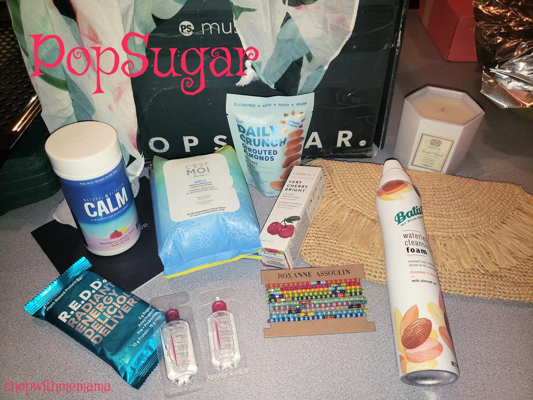 Popsugar Subscription Box