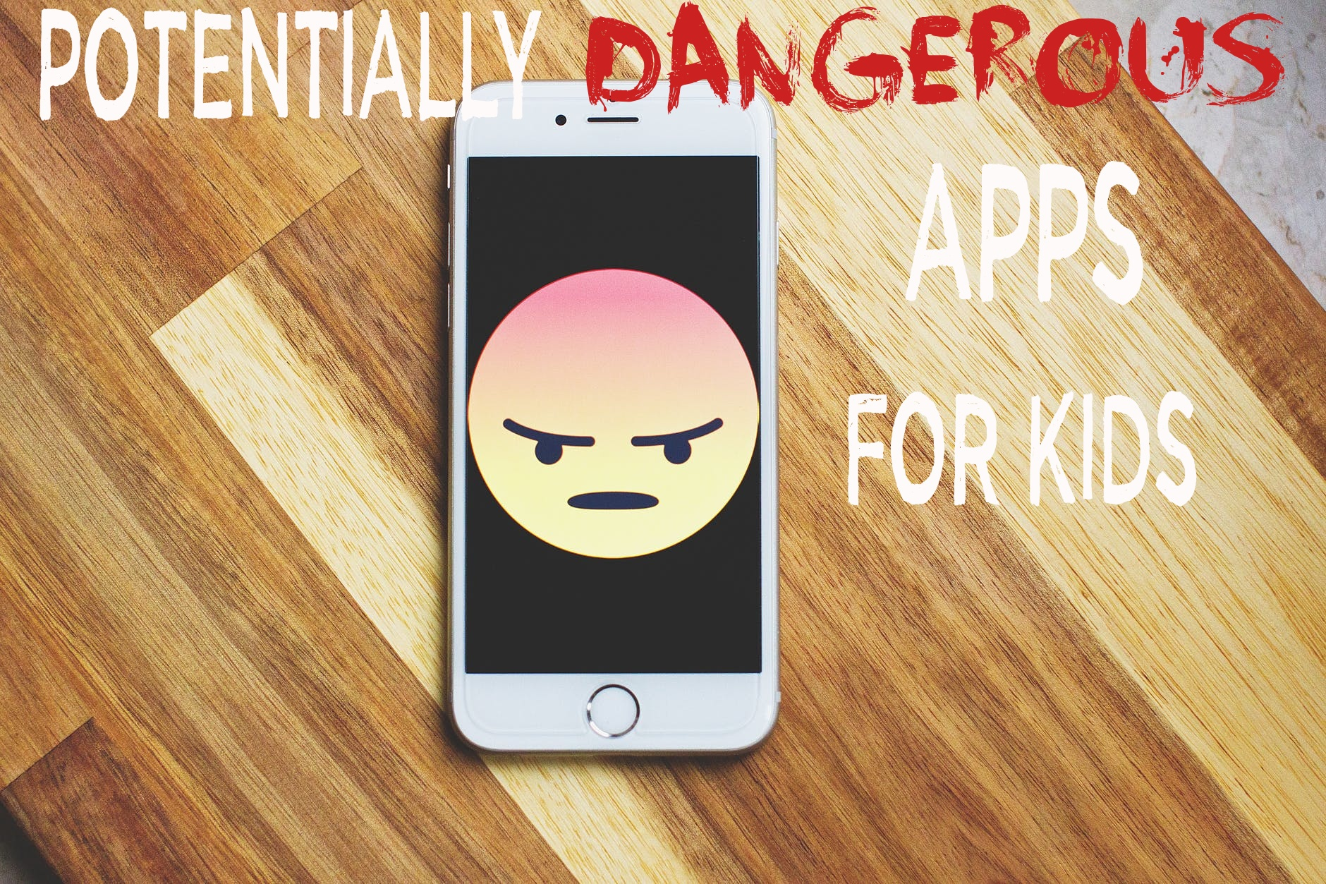 Dangerous Apps That Parents Need To Know About