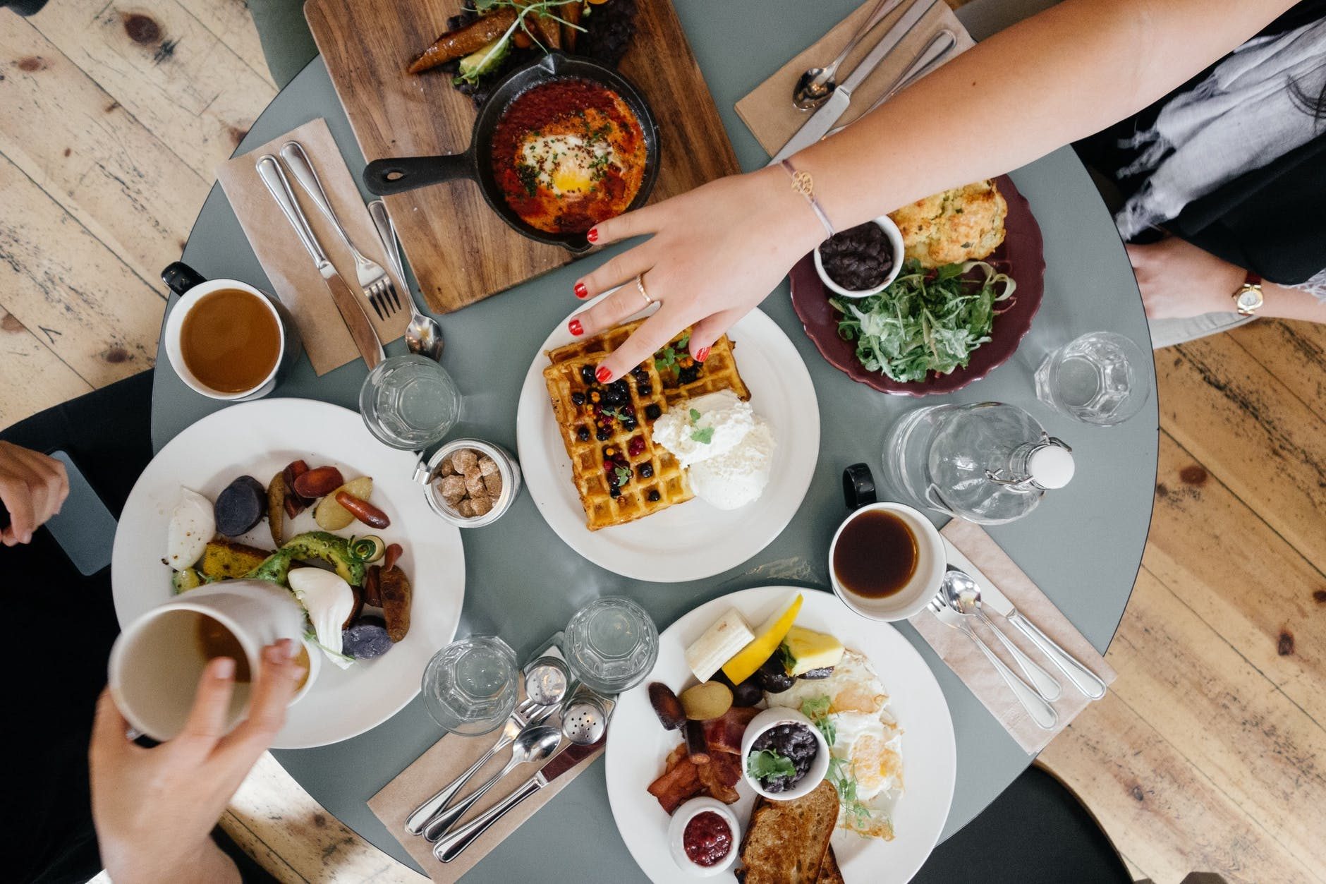 What I Didn't Know About Eating Out