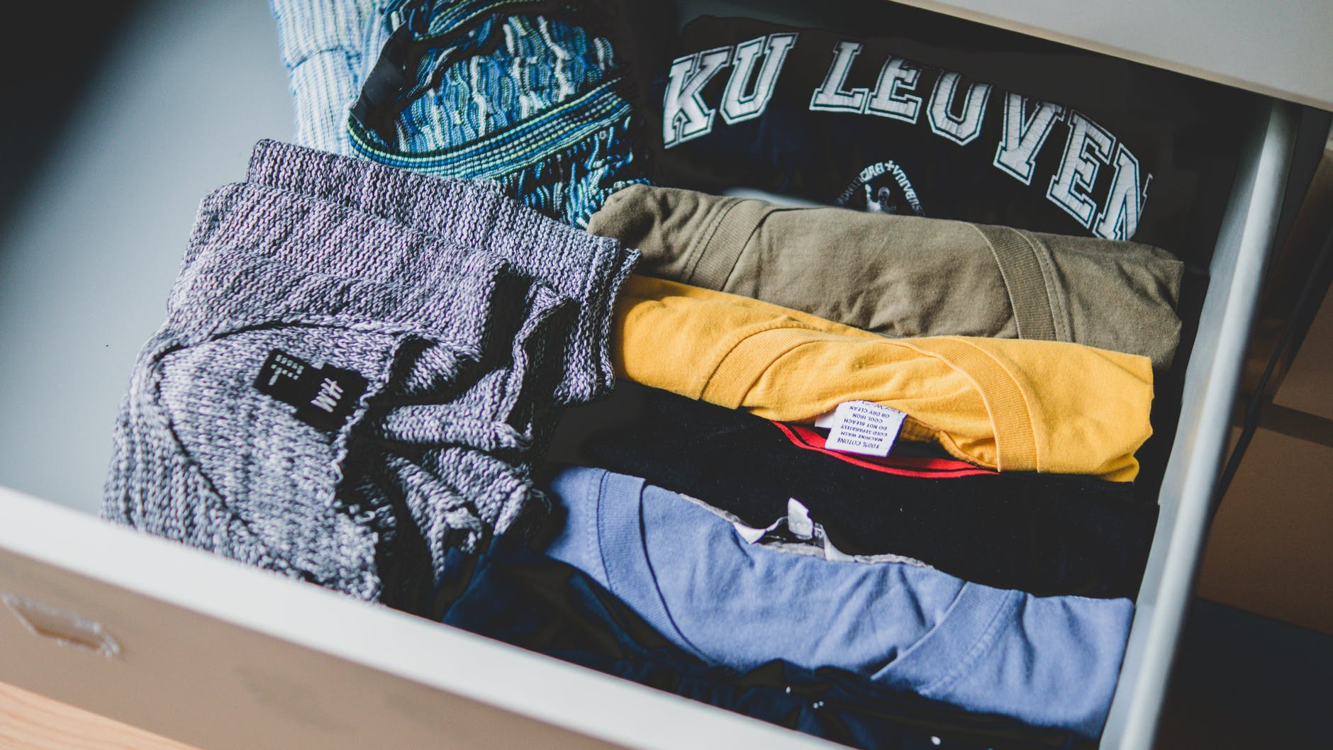 How To Protect Your Clothes From Hard-To-Remove Stains