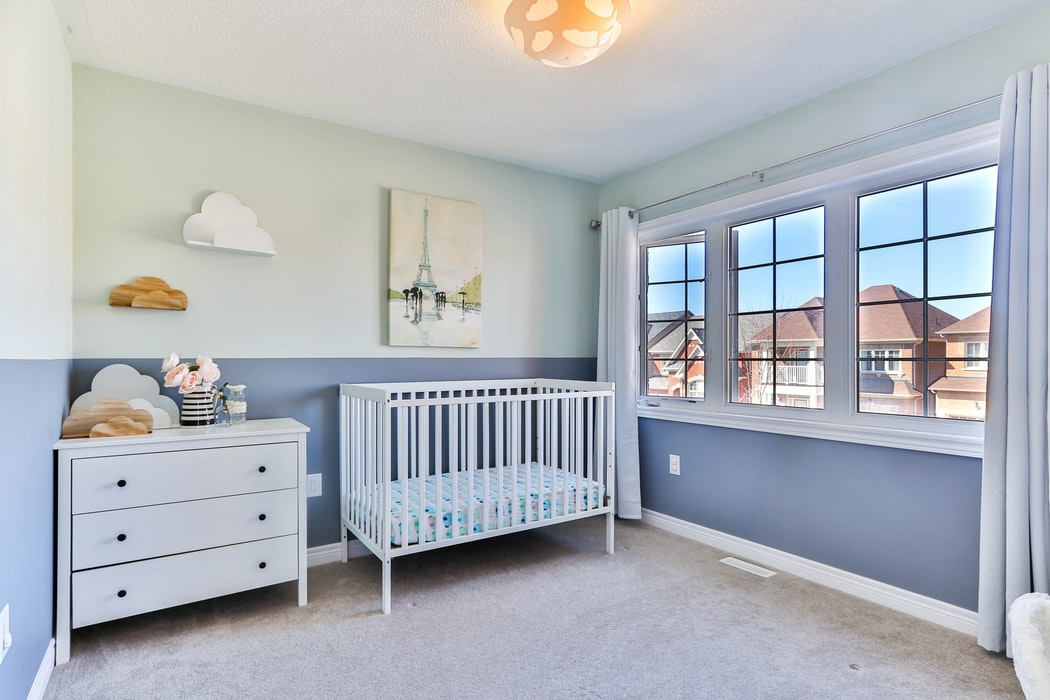 Transition from Nursery to Big Kid Room